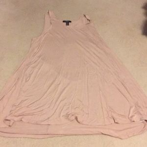 Dusty Pink Forever 21 Dress